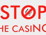 остановите казино
