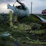 сбитый над Украиной Боинг