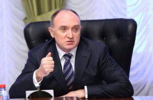 Дубровский губернатор