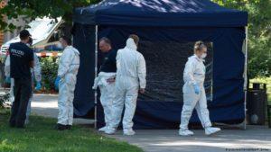 убийство в Германии